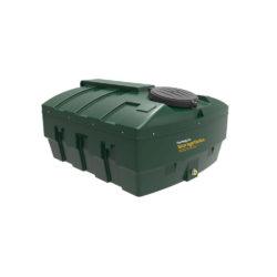Harlequin 1200 Litre Low Profile Plastic Bunded Oil Tank