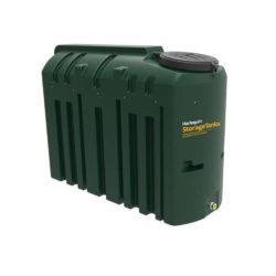 Harlequin 1225 Litre Slimline Plastic Bunded Oil Tank