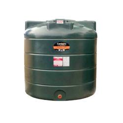 Carbery 1350 Litre Plastic Single Skin Oil Tank