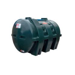 Carbery 1550 Litre Plastic Single Skin Oil Tank