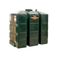 Carbery 650 Litre Plastic Single Skin Oil Tank