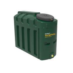 Harlequin 650 Litre Slimline Plastic Bunded Oil Tank