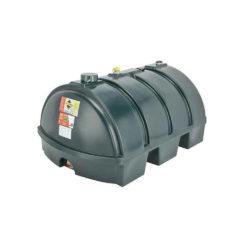 Atlas 1225 Litre Low Profile Single Skin Oil Tank
