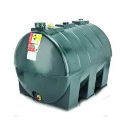 Atlas 1300 Litre Single Skin Oil Tank