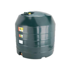Atlas 2500 Litre Single Skin Oil Tank