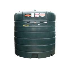 Carbery 2500 Litre Plastic Bunded Oil Tank