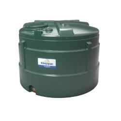 Titan 2500 Litre Plastic Bunded Oil Tank
