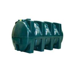 Titan 1800 Litre Plastic Single Skin Oil Tank