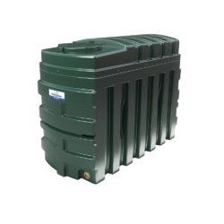 Titan 1225 Litre Plastic Bunded Oil Tank