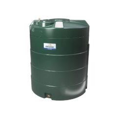 Titan 9000 Litre Plastic Bunded Oil Tank