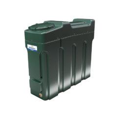 Titan 1000 Litre Slimline Plastic Bunded Oil Tank