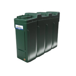 Titan 1400 Litre Slimline Plastic Bunded Oil Tank