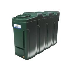 Titan 2000 Litre Slimline Plastic Bunded Oil Tank