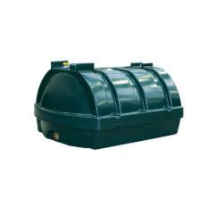 Titan 1200 Litre Low Profile Plastic Single Skin Oil Tank