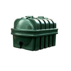 Atlantis 2450 Litre Plastic Single Skin Oil Tank