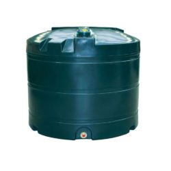 Titan 2500 Litre Plastic Single Skin Oil Tank