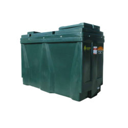 Carbery 1000 Litre Slimline Plastic Bunded Oil Tank