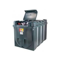 Deso 2500 Litre Bunded Diesel Dispensing Oil Tank