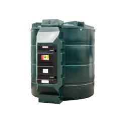 Deso 9400 Litre Bunded Diesel Dispensing Oil Tank