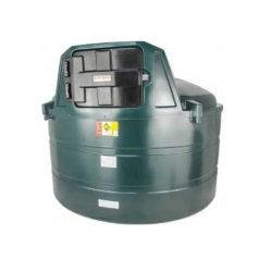 Deso 5000 Litre Bunded Diesel Dispensing Oil Tank