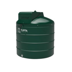 Tuffa 1200 Litre 60 Minute Bunded Fire Protected Oil Tank
