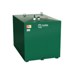 Tuffa 2300 Litre 30 Minute Steel Bunded Fire Protected Oil Tank