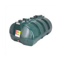 Deso 1200 Litre Single Skin Low Profile Oil Tank