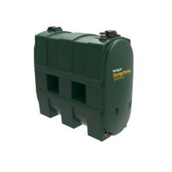 Harlequin 1100 Litre Slimline Oil Tank